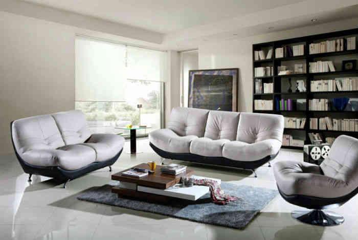 estilos salas modernas