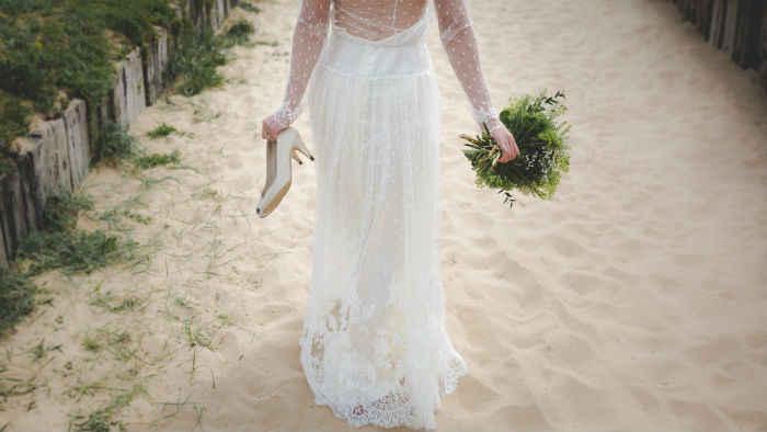 estilos de vestido de novia