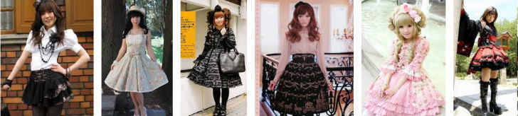 este estilo de moda se inspir en el vestuario de los en japn se les conoce as a las personas con y prendas de nios
