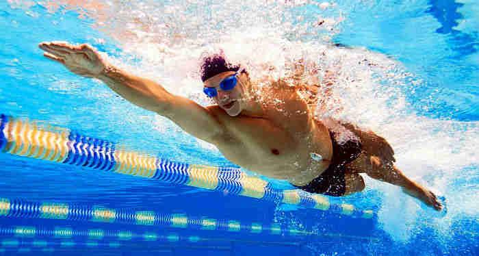 estilos de natacion