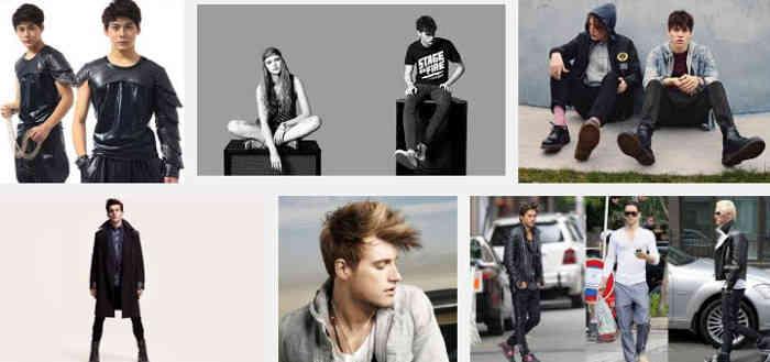 estilos de vestir para hombres