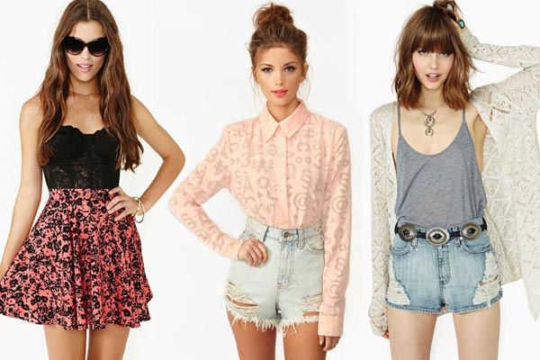 estilos de vestir para mujeres