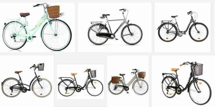 estilos de bicicletas