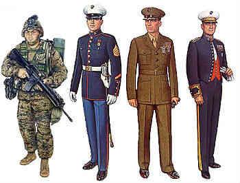 estilos de uniformes