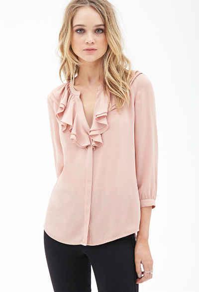 blusas con estilo