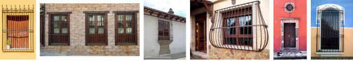 ventanas coloniales