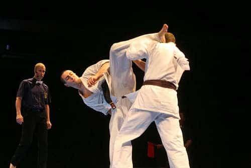 karate estilo