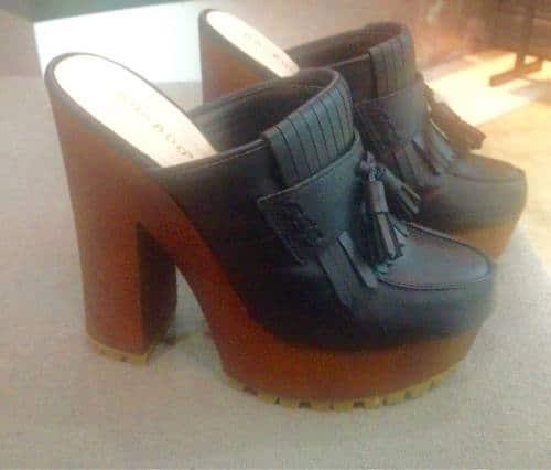 estilos de sandalias