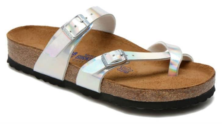 estilo sandalias