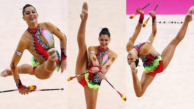 gimnasia ritmica imagen