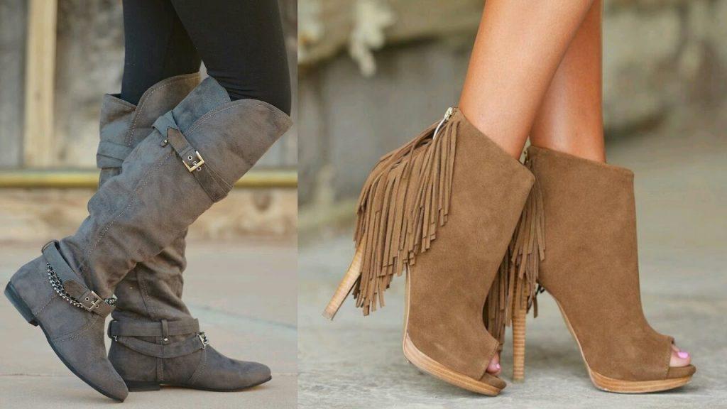 botas fashion imagen