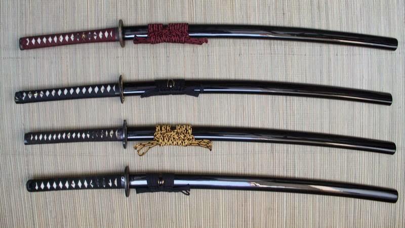 espada japonesa imagen