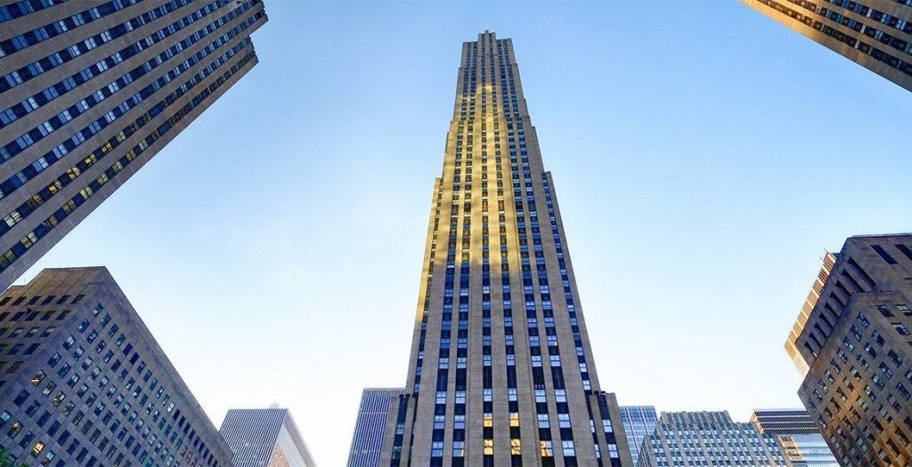 rascacielos estilo art deco