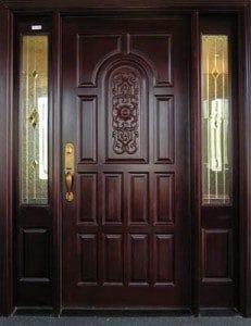 estilos-de-puertas-de-madera