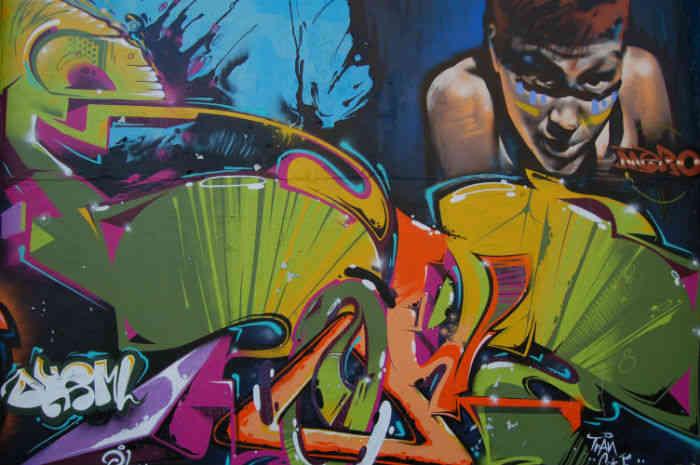 estilos de graffiti