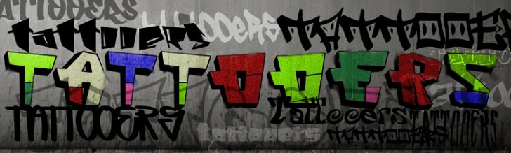 letras-tatuajes-estilo-graffiti