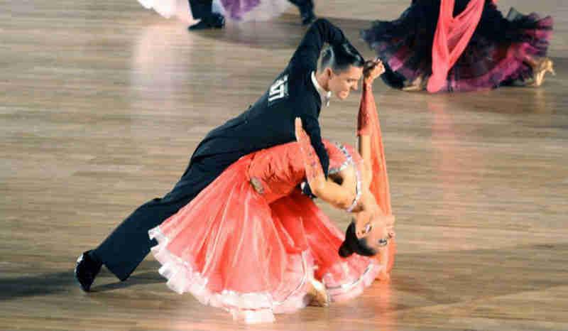 estilos de baile