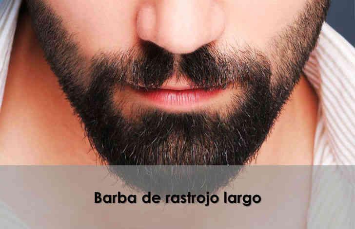estilos barbas