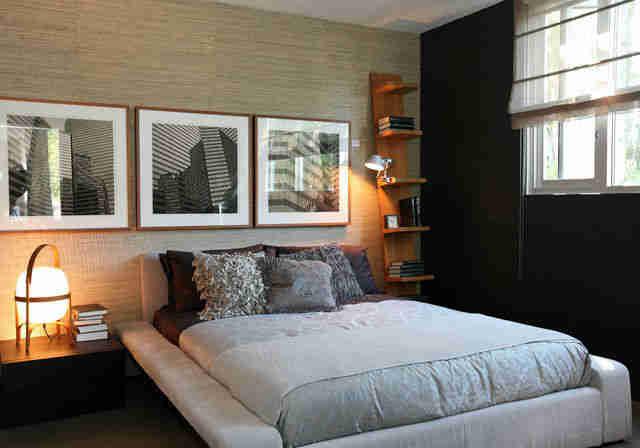 estilo de cama moderna