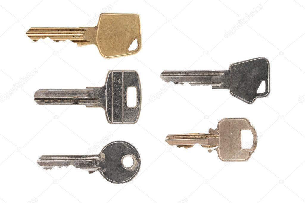 estilos de llaves convencional