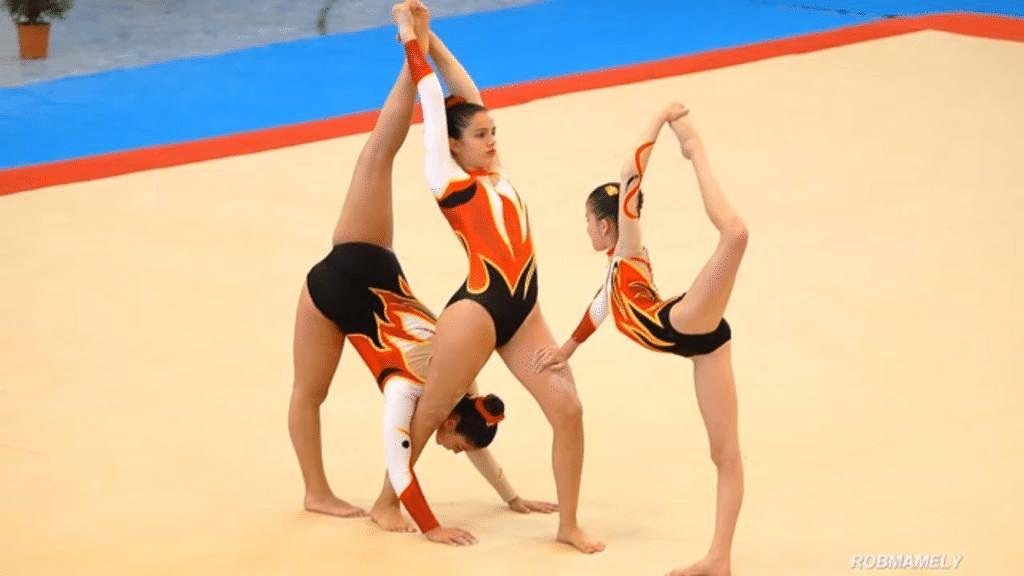 gimnasia acrobatica imagen