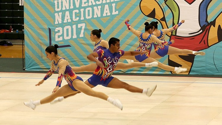 gimnasia aerobica imagen