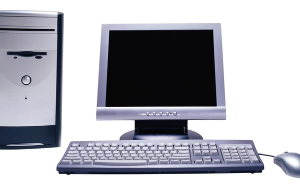 Computadora de Escritorio imagen