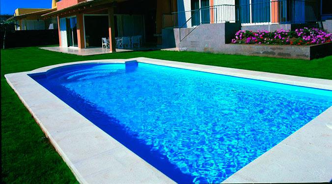 piscina empotrada imagen