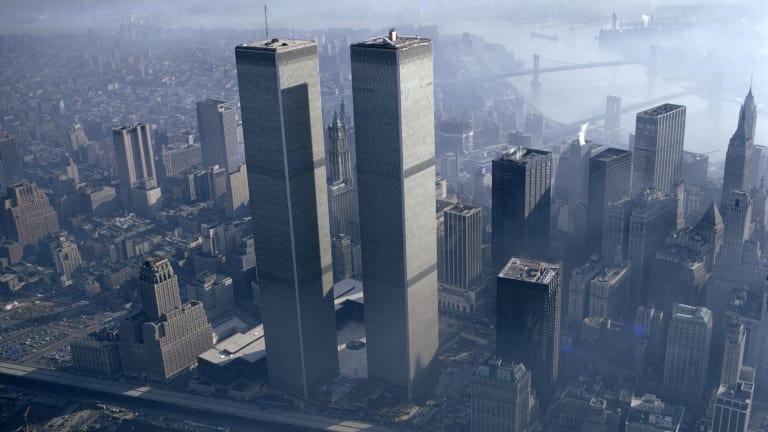 rascacielos estilo moderno